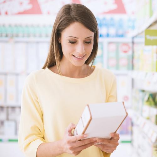 Votre dieteticienne vous propose d'allier nutrition et santé en vous apprenant a dechiffrer les étiquettes nutritionnelles