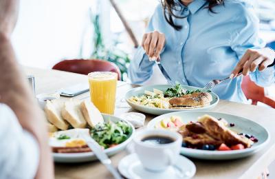 l'alimentation saine au quotidien est possible