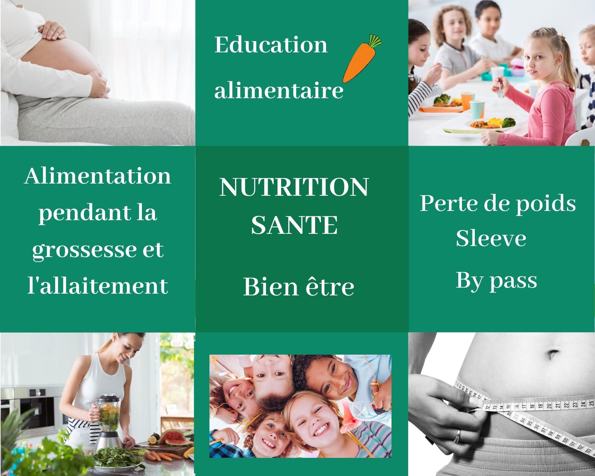Nutritionniste à Bagnols sur Cèze perte de poids et alimentation grossesse